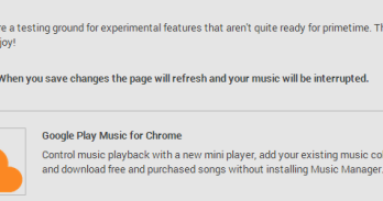 Google All Your: Google Play Music Mini Player and Browser