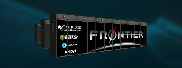 O próximo supercomputador com chips da AMD