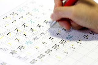 cách viết tiếng Trung