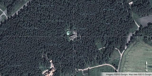 Villa Plans Mairea Section Aalto Alvar