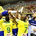 Falcão se despede da Seleção Brasileira de Futsal com mais um Gol e muita Emoção