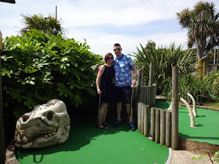 Adventure Island Golf Course in Mundesley
