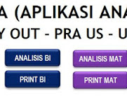 Ops:  Aplikasi Analisis Try Out, Pra Us, Usbn