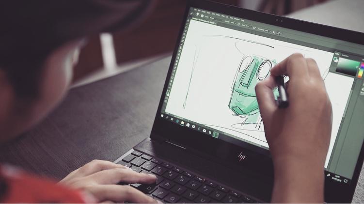 Laptop Konten Kreator Berkualitas