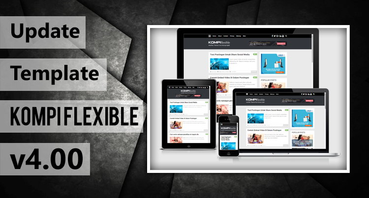 Update Template Kompi Flexible v4.00
