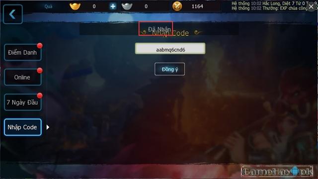 Chúc các bạn thành công khi nhận code 3Q 360Mobi. Mọi chi tiết thắc mắc bạn  hãy comment bên dưới or inbox Page GameHayAPK để được hỗ trợ.