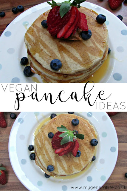 Today we're talking vegan pancakes - I'm sharing a cheeky recipe alongside sharing the love for some other delicious recipes. Grab a brew and come have a look!