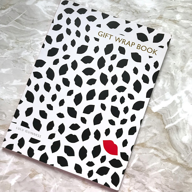 Lulu Guiness Stationery - Scattered Lips Collection