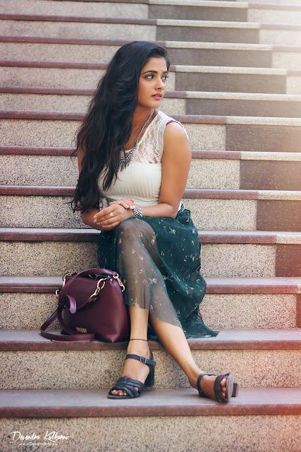 Actress Bhagyashree Mote