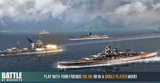 Battle of Warships: Naval Blitz (لعبة فيديو)