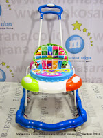 Baby Walker Royal RY898 Baby Drummer Series