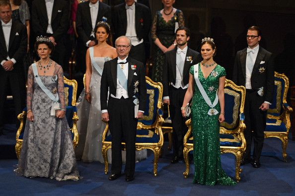 Watch the Nobel Prize Award Ceremony from the Stockholm Concert Hall in Sweden