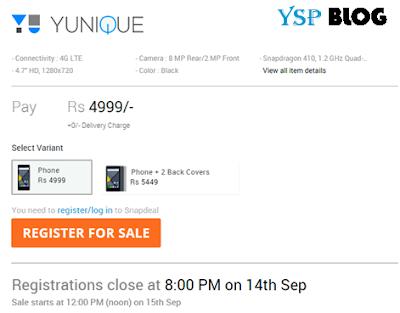 Register YU Yunique