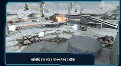 Iron Tanks  Mod Apk Terbaru