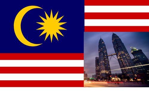letak geografis malaysia