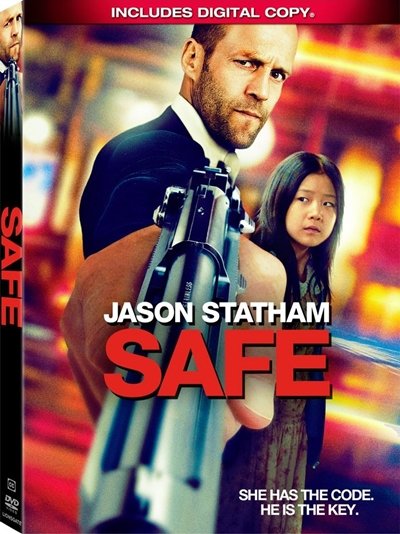 Safe DVDR NTSC Español Latino Menú Full 2012