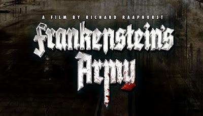 The Greatest Nazi Zombie Film EVER! Frankenstein's Army (2013)