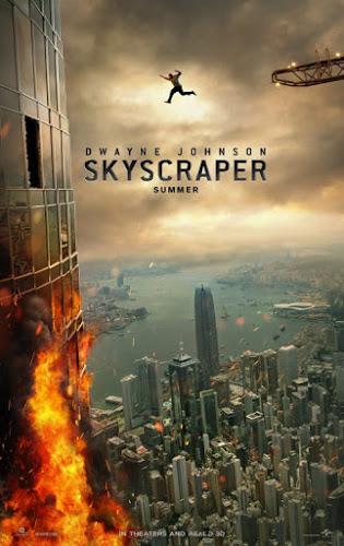 Skyscraper (Web-DL 1080p Ingles Subtitulada) (2018)