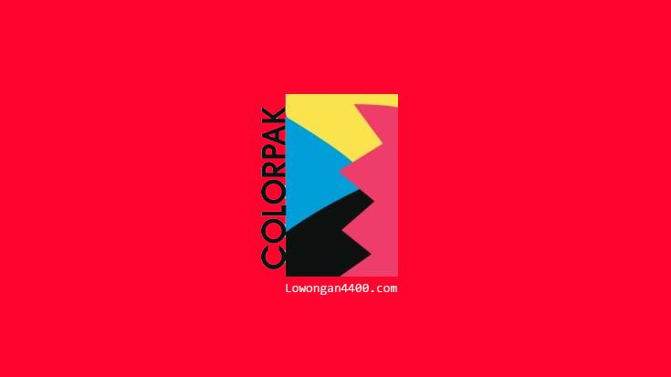 Lowongan Kerja PT. Colorpak Indonesia. Tbk (CLPI)