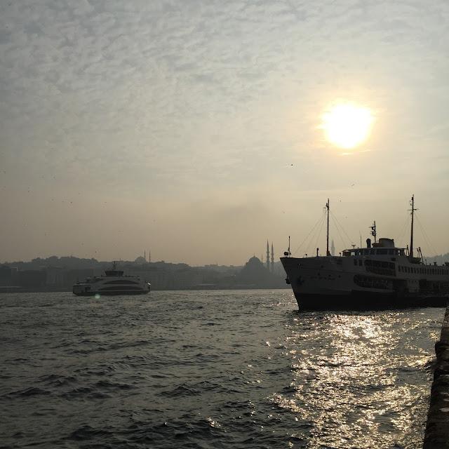 bootstour auf dem bosporus Istanbul