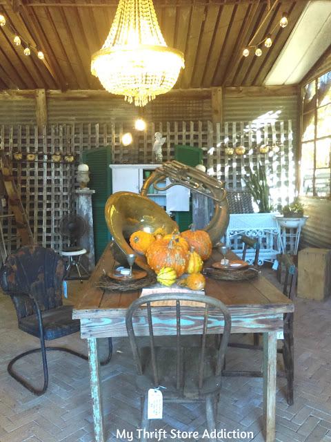 antiques in Comfort, Texas