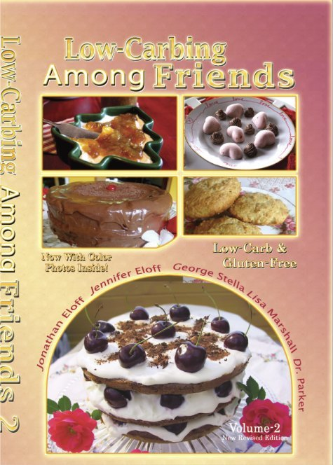 VOLUME-2 LOW-CARBING AMONG FRIENDS (2nd National Best Seller)