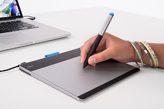 tablette graphique bamboo wacom