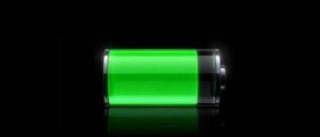 Bateria de celular que dura uma semana