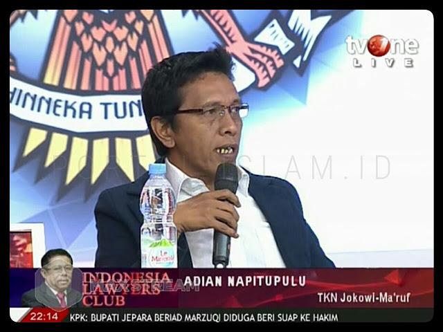 TERTAWAKAN Adian Napitupulu yang Sebut Jokowi Akan Datangi Rakyat, Warganet: Didatangi Guru Honorer Aja Ngacir