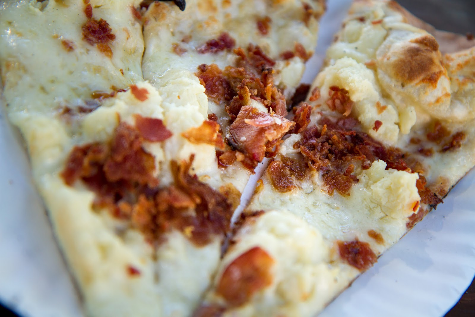 Local Food Rocks: naples Wood-Fired Pizza Mashed Potato