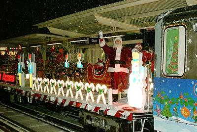 cta 2011 holiday train schudule accessibility info - Cta Christmas Train 2014