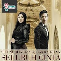 Lirik Lagu Siti Nurhaliza & Cakra Khan Seluruh Cinta