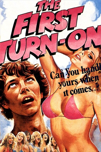 The First Turn-ON 1983 UNRATED Dual Audio Hindi 480p DVDRip 300mb