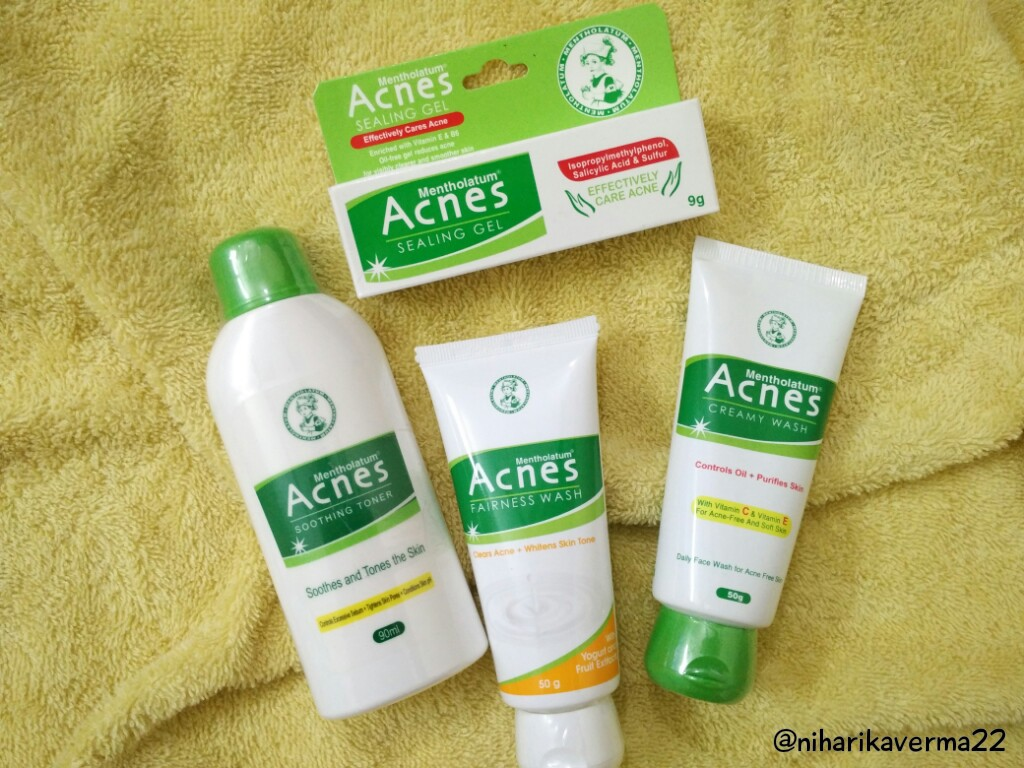 Produk Acnes Ampuh Gak Sih Buat Ngilangin Jerawat Di Kulit Remaja Acne Wardah Treatment Gel Krim Forum Beautynesia