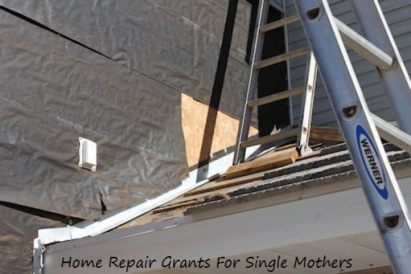 Home Repair Grants For Single Mothers