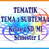 Latihan Soal UTS Tematik Tema 1 Kelas 4 SD Semester 1 Terbaru