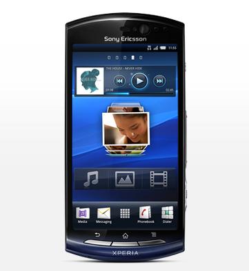 Kelebihan dan kekurangan Sony Xperia Neo