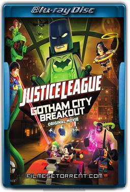 Lego: Liga da Justiça - Fuga em Massa em Gotham City Torrent