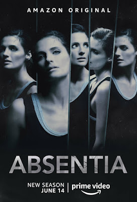 Absentia Season 2 Poster