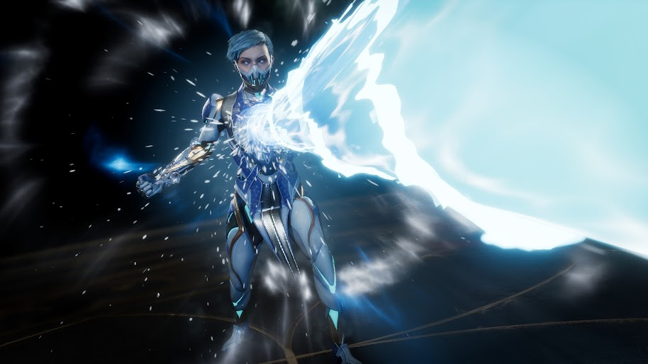 Frost, Mortal Kombat 11, 4K, #215 Wallpaper