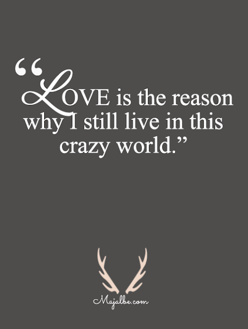 Without Love Quotes