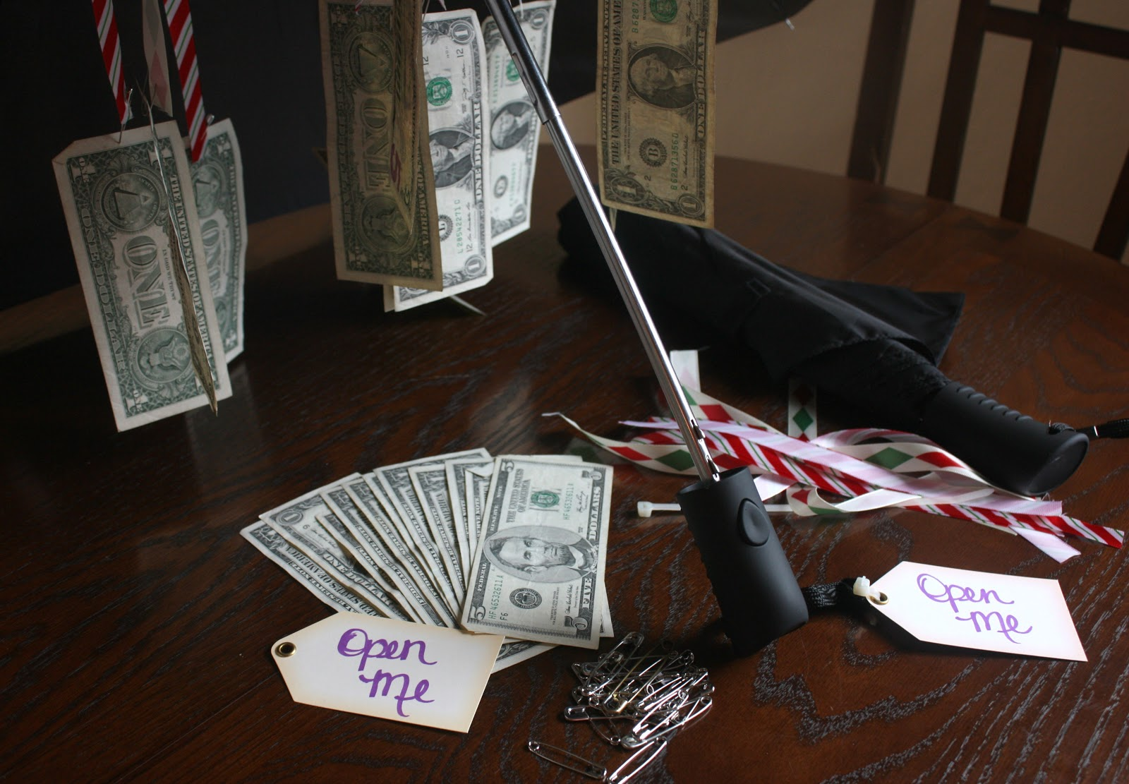 & SWEEPSTAKES - Ideas for money gifts christmas