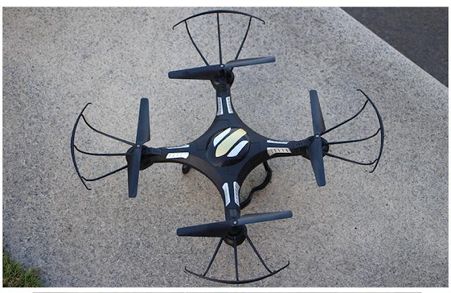 Máy bay UFO 4 cánh drone SCN006