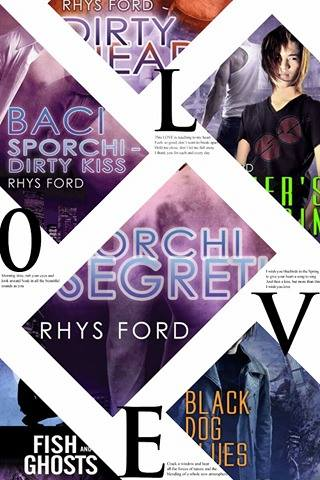 Intervista a Rhys Ford, autrice della serie Un'indagine di Cole McGinnis e Giveaway