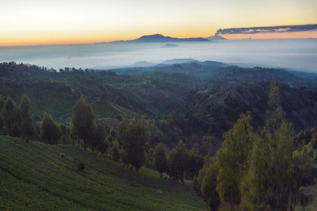 Menikmati Indahnya Negeri Diatas Awan B29 Lumajang
