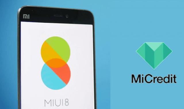 Xiaomi Mi Credit Tawarkan layanan Peminjaman Uang