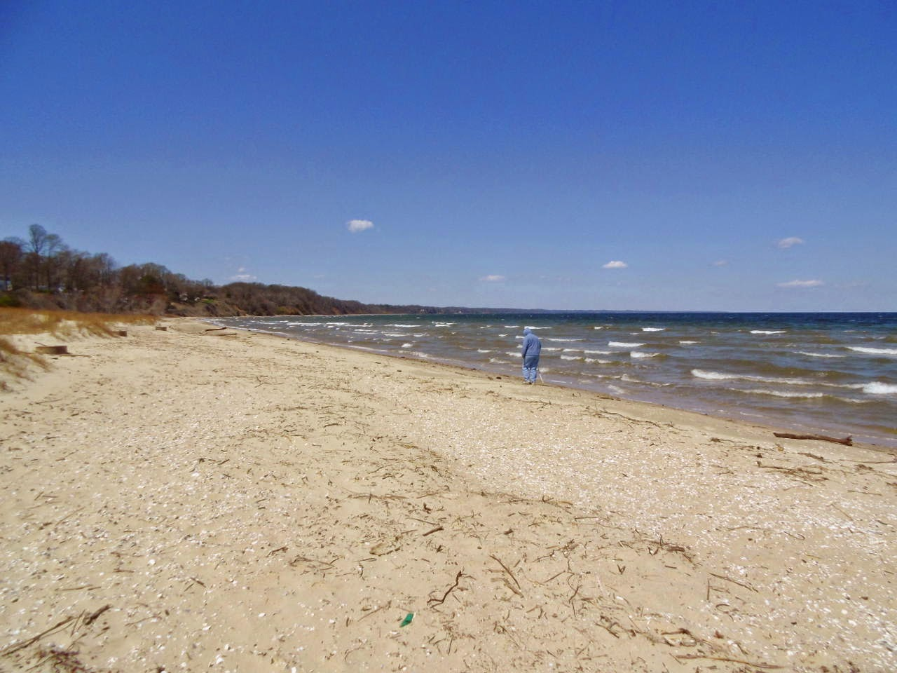 A View from the Beach: Sunday Beach Report 5/24/15