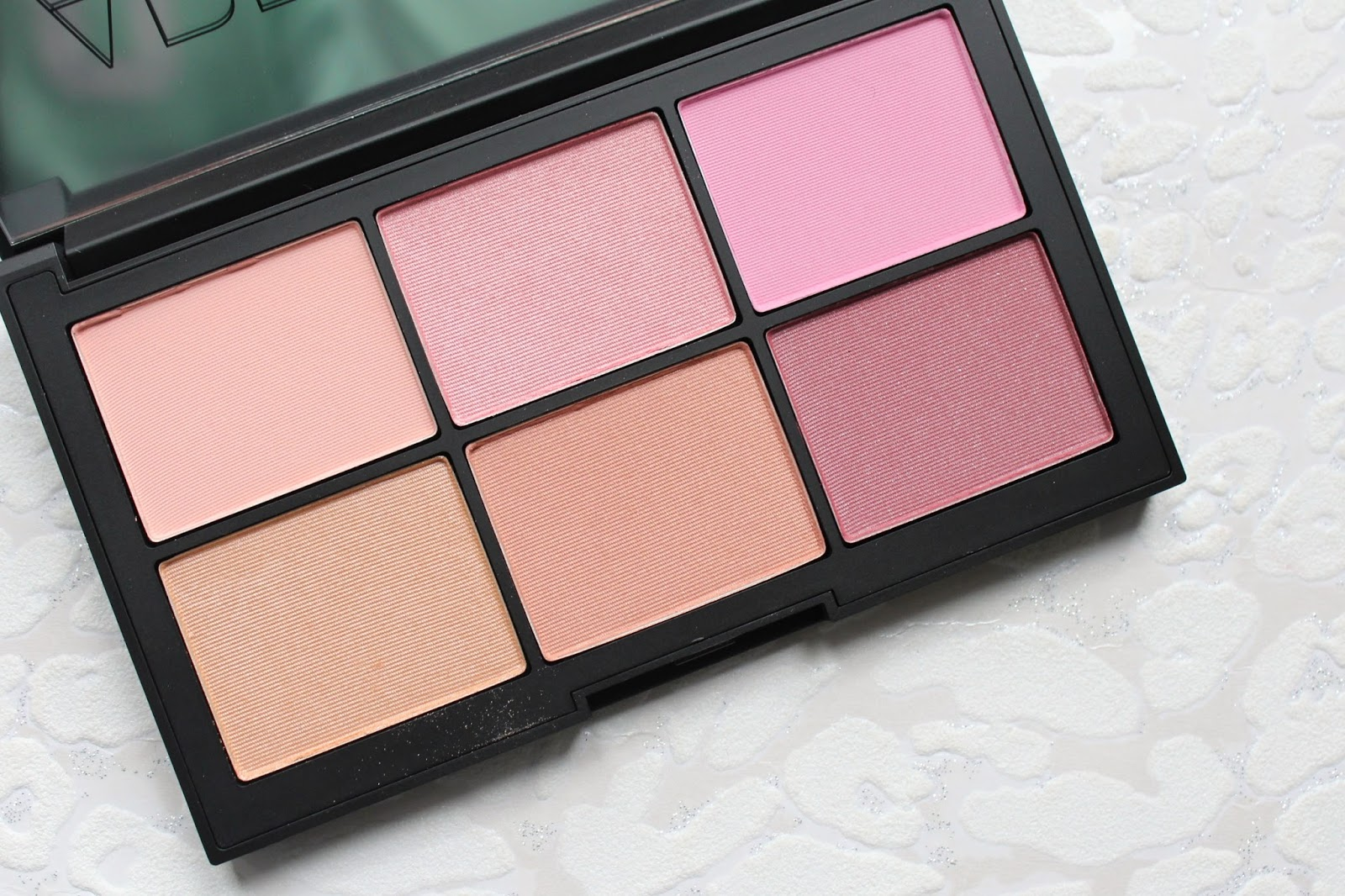 NARS Unfiltered II Cheek Palette