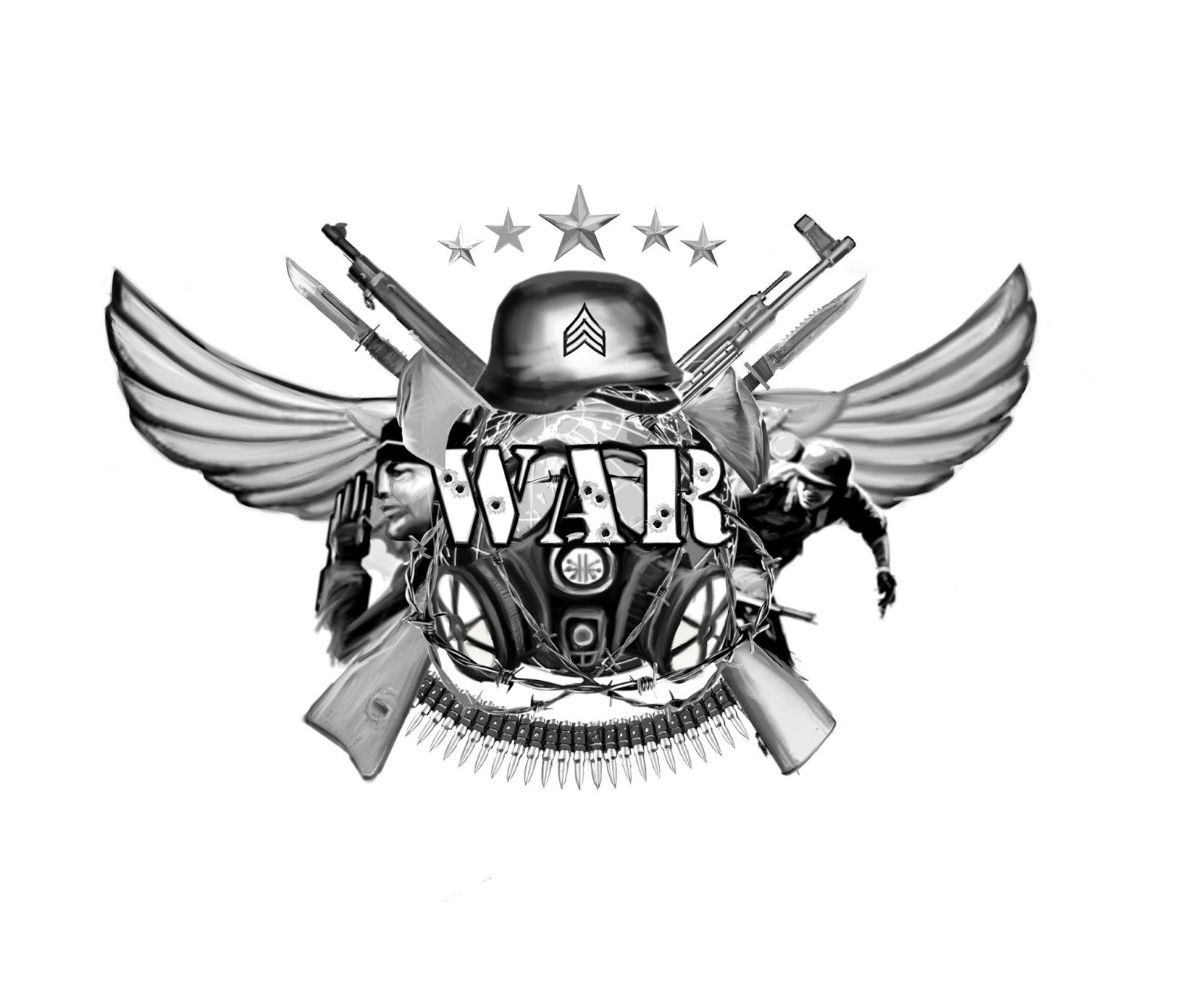War: JAVIER PORCEL 3dArt: WAR