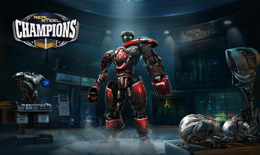 Download Real Steel Champions Android Apk Mod Game